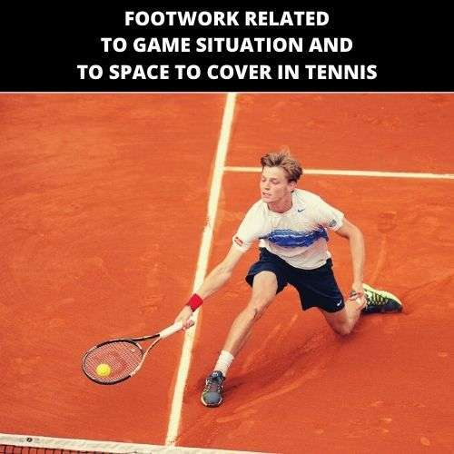 Footwork Related To Game Situation And to Space To Cover In Tennis Ebook