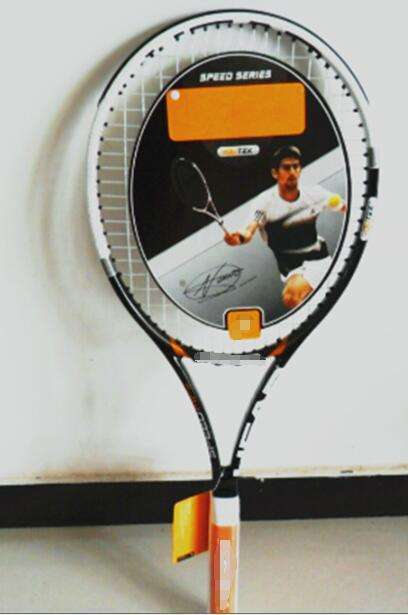 YouTek IG Speed Pro new 100 L5 carbon tennis rackets Djokovic Racket string and Including bag 1