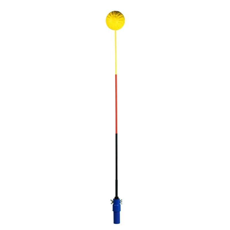 Portable Tennis Training Tool Professional Practice Trainer Stereotype Swing Ball Machine For Beginners Self study Accessories 1