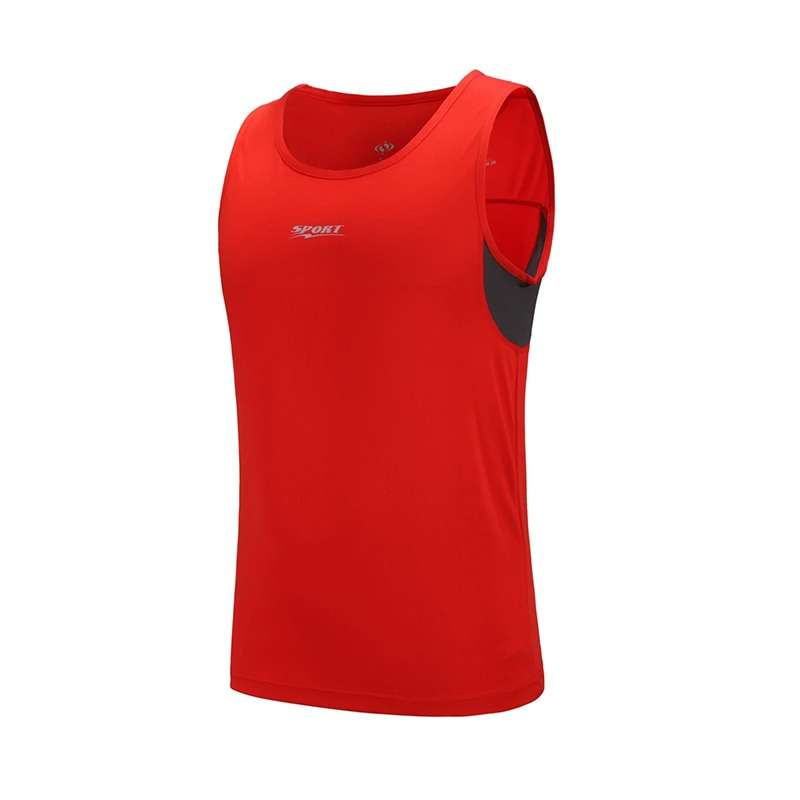 New Quickly Dry Mens Running Shirts Compression Tights Gym Tank Top Fitness Sleeveless T shirts Sport 3