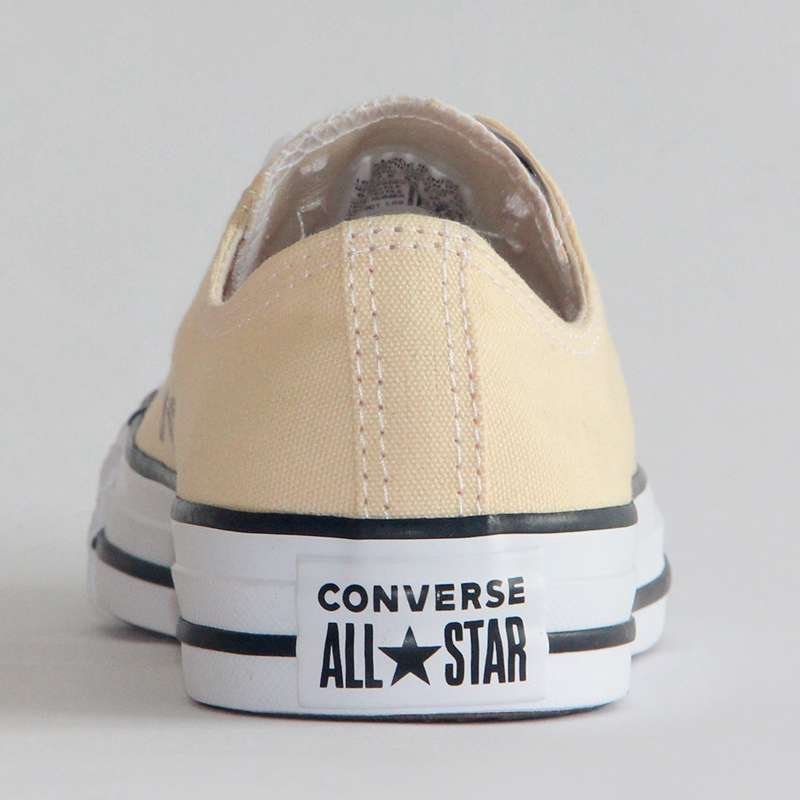 2019 NEW CONVERSE Chuck Taylor All Star shoes beige color Original man and women unisex low 2