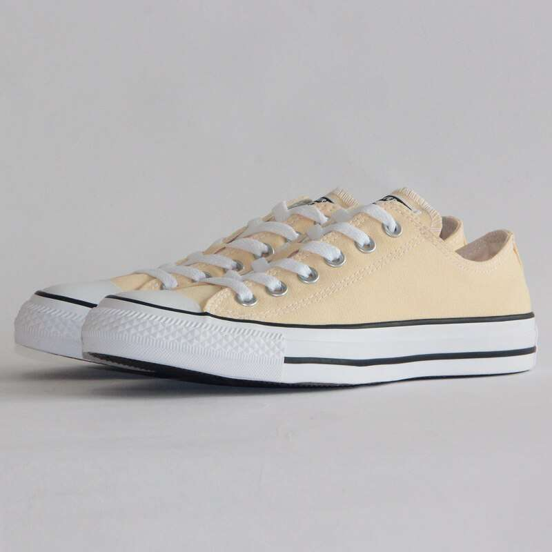2019 NEW CONVERSE Chuck Taylor All Star shoes beige color Original man and women unisex low 5