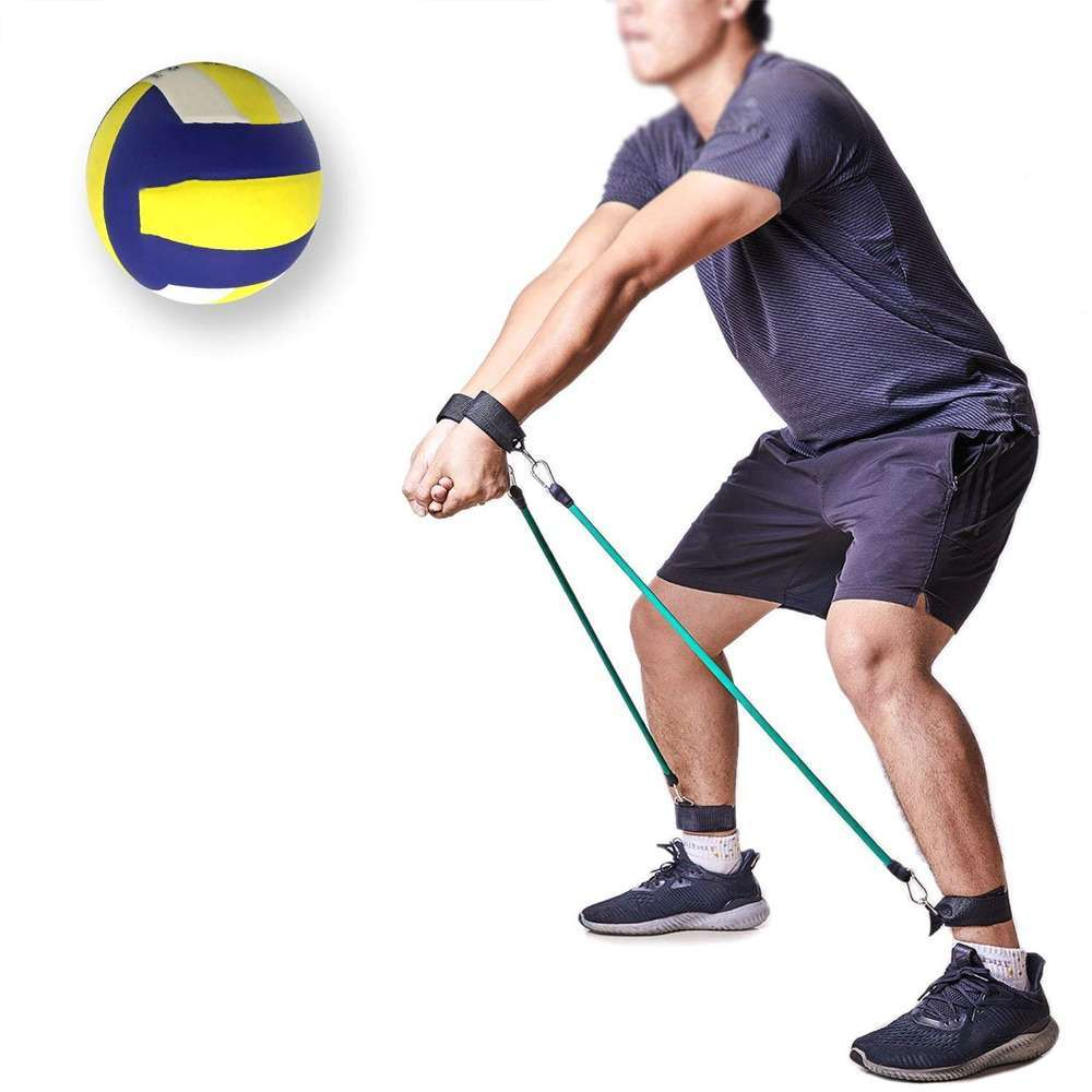 2019 new Volleyball Training Aid Resistance Volleyball Training belt Great Trainer to Prevent Excessive Upward arm