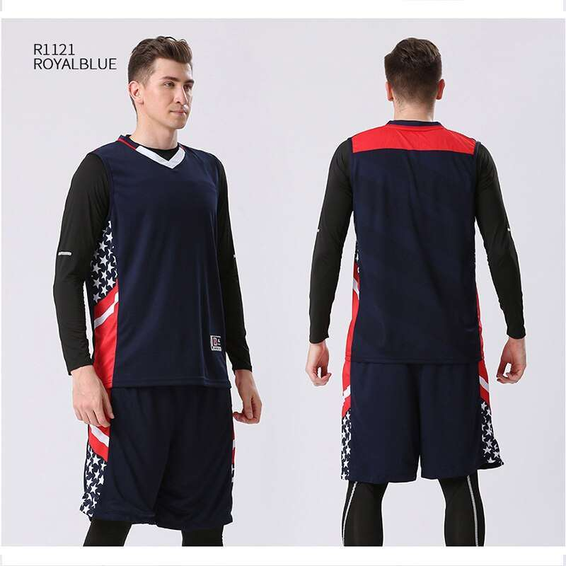 7 4PCS Set Winter Basketball Jersey With Compression Tights Mens Sports Tights Sports Jerseys Basketball Shirt Fitness