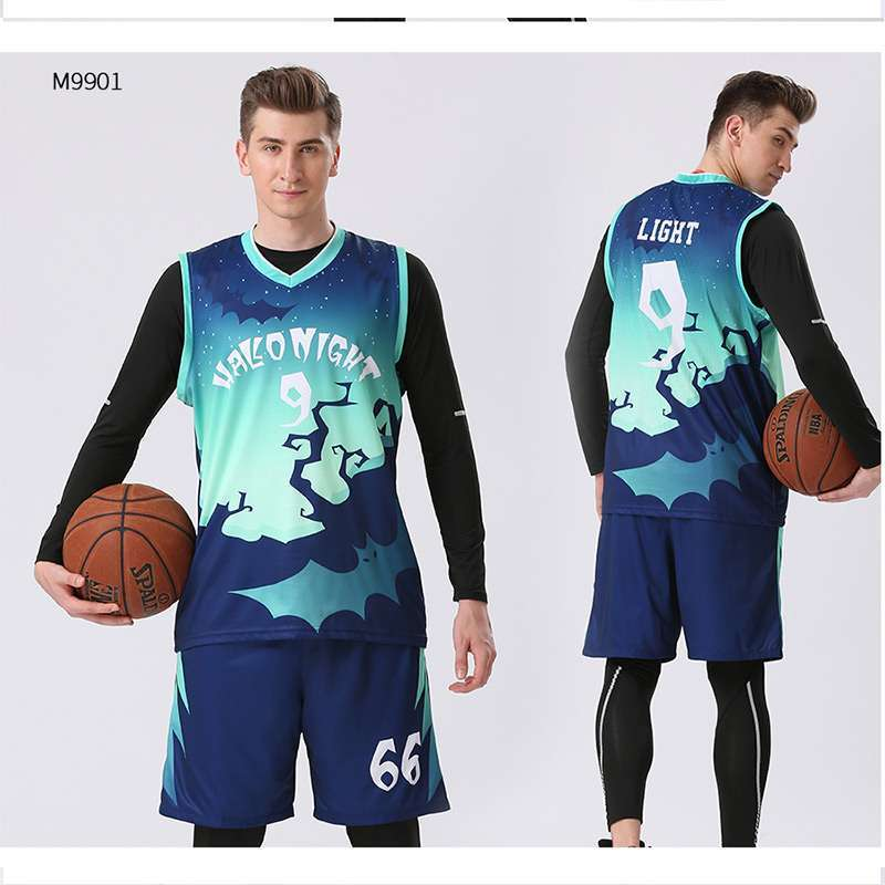 9 4PCS Set Winter Basketball Jersey With Compression Tights Mens Sports Tights Sports Jerseys Basketball Shirt Fitness