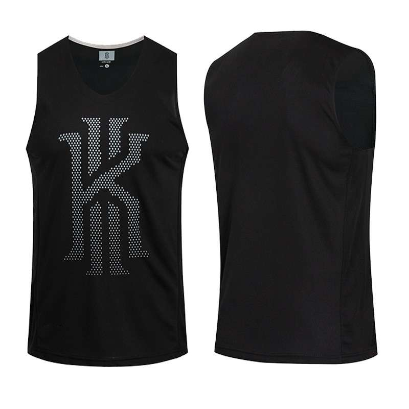 Asian Size Basketball Jerseys KI KD KB Quick Dry Breathable Outdoor Unisex Sports Comfortable T shirts 1