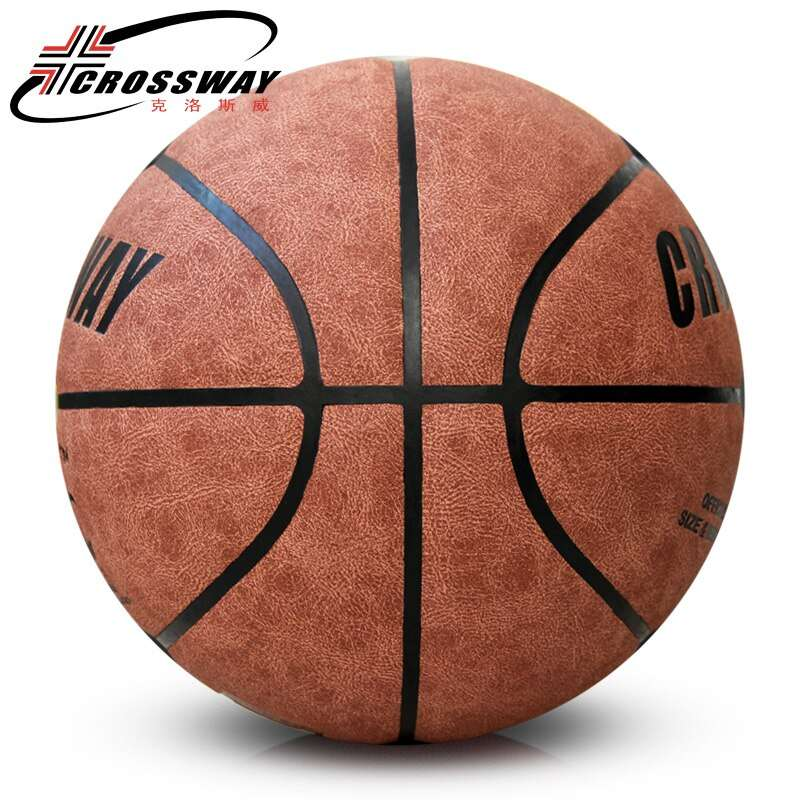 CROSSWAY Brand 701 Basketball Ball ZK microfiber A Quality Basketball Official Size 7 Weight Basketball Free 2