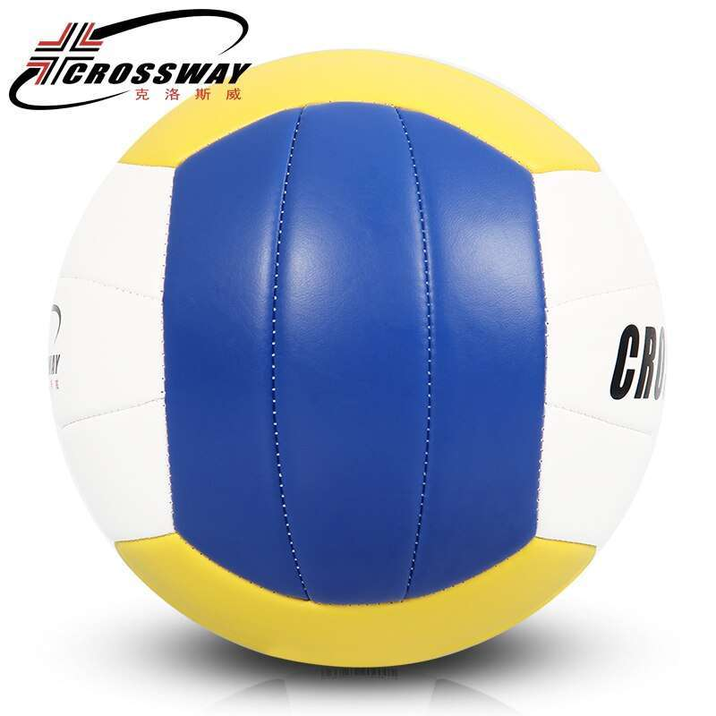 CROSSWAY Official Size 5 PU Volleyball 504 High Quality Match Volleyball ball Indoor Outdoor Training ball 4