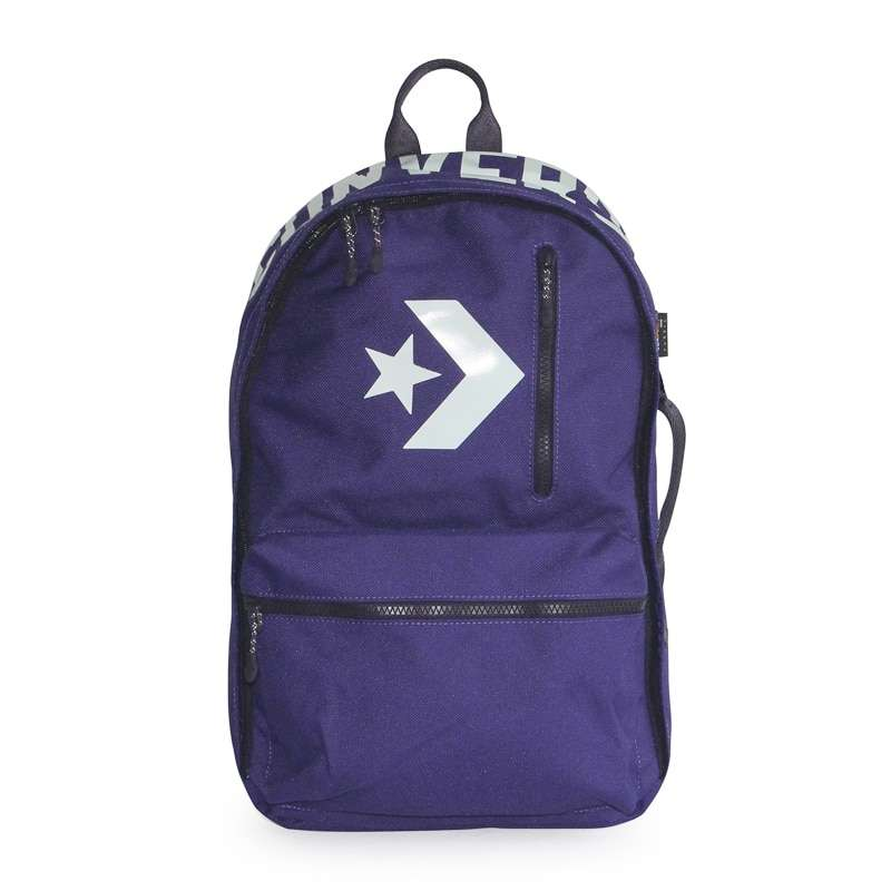Converse original outdoor backpack On foot walking canvas bag and Mountaineering bag 10006916 7783 3