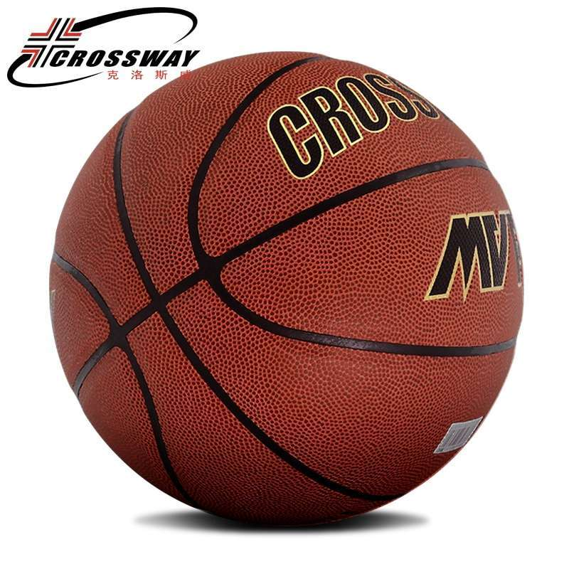 Hot sales NEW Brand Cheap CROSSWAY L702 Basketball Ball PU Materia Official Size7 Basketball Free With 3