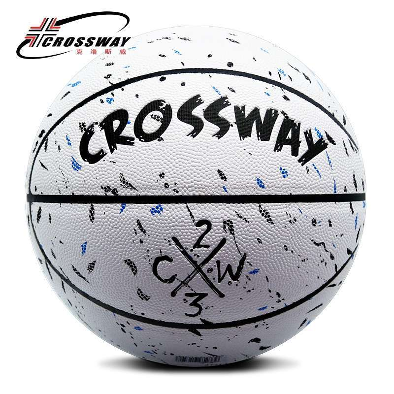 Hot sales NEW Brand Cheap CROSSWAY L702 Basketball Ball PU Materia Official Size7 Basketball Free With
