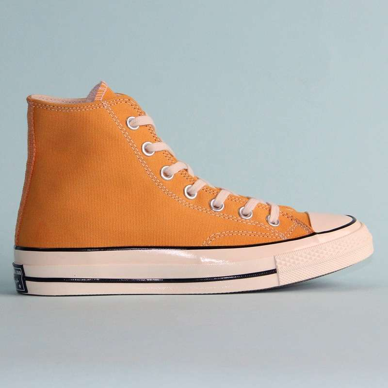 NEW Converse CHUCK 70 Retro version 1970S Original all star shoes unisex sneakers yellow Skateboarding Shoes 3