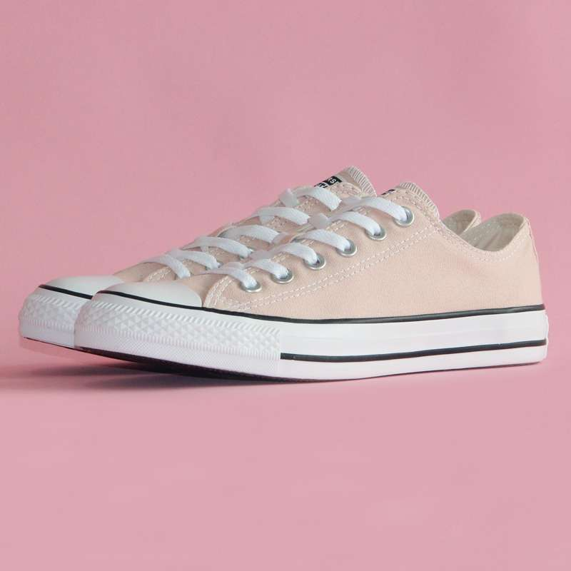 NEW Original CONVERSE Chuck Taylor All Star shoes man and women unisex low sneakers Skateboarding Shoes 1