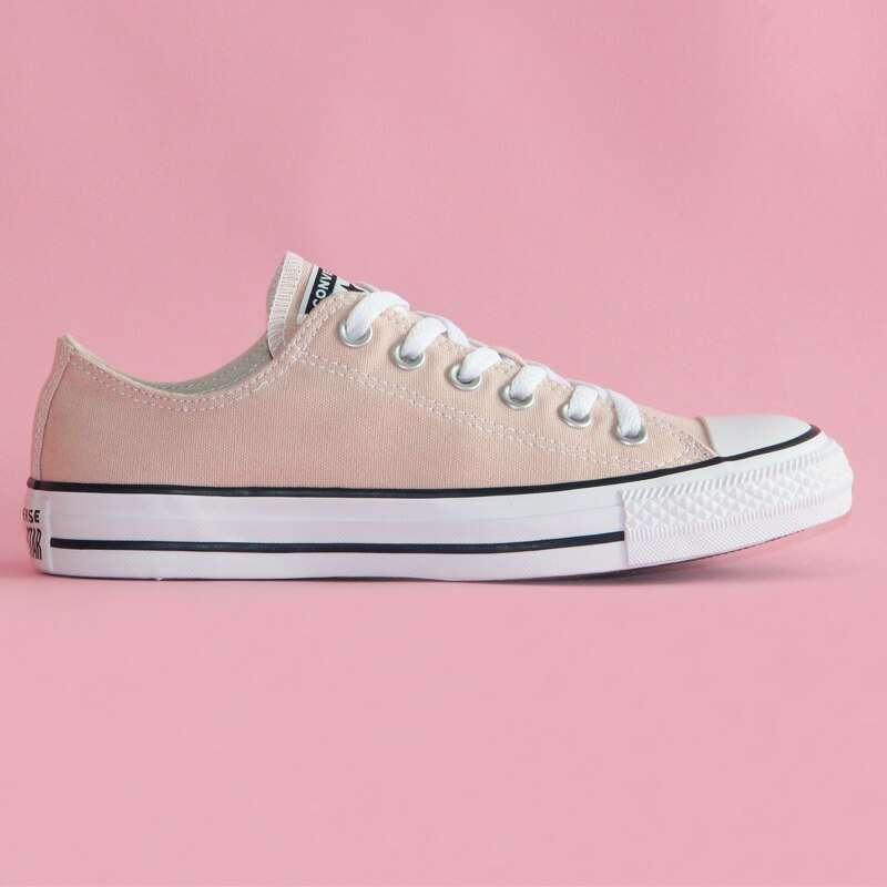 NEW Original CONVERSE Chuck Taylor All Star shoes man and women unisex low sneakers Skateboarding Shoes 5