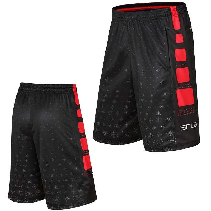 New Men s Basketball Training Competition Shorts Large Size Loose Sports Leisure Quick Dry Breathable Basketball