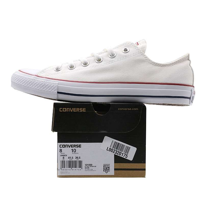 New Original Converse all star canvas shoes men s and women s sneakers low classic Skateboarding 2
