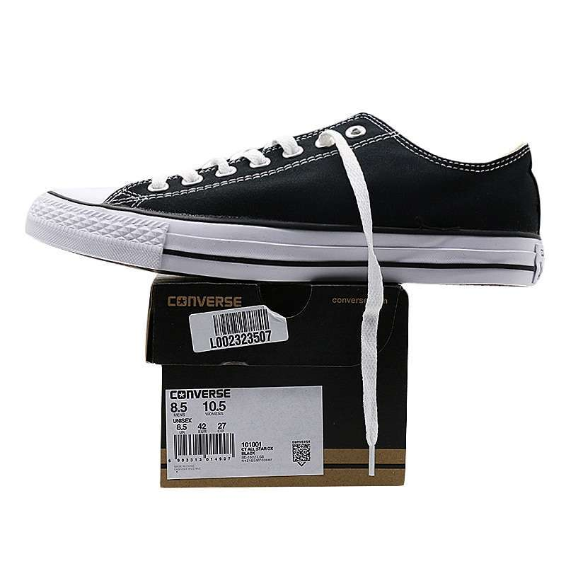 New Original Converse all star canvas shoes men s and women s sneakers low classic Skateboarding 4
