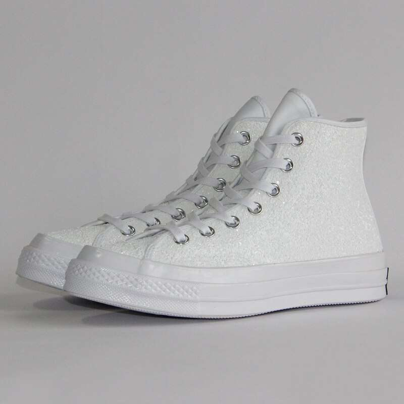 Original 1970S Converse Chuck Taylor All Star 70 Autumn and winter style unisex sneakers Skateboarding Shoes 2