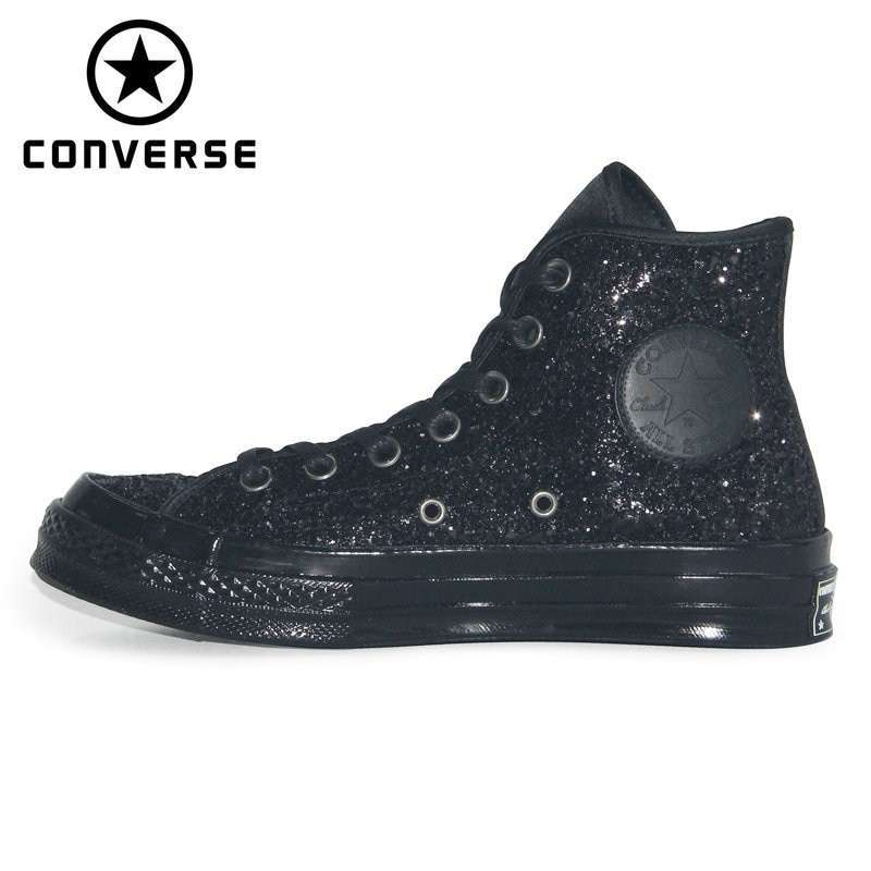 Original 1970S Converse Chuck Taylor All Star 70 Autumn and winter style unisex sneakers Skateboarding Shoes
