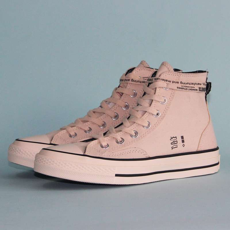 Original Converse x midnight studio A limited edition sneakers unisex Skateboarding Shoes 1