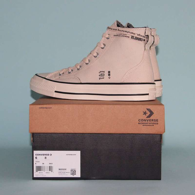 Original Converse x midnight studio A limited edition sneakers unisex Skateboarding Shoes 2