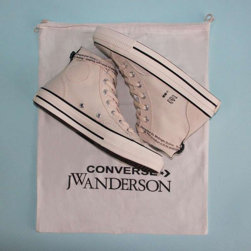 Original Converse x midnight studio A limited edition sneakers unisex Skateboarding Shoes 3