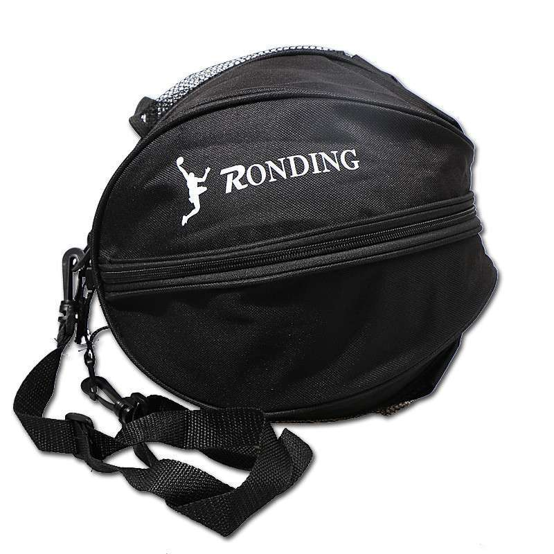 Volleyball Football Basketball Storage Mesh Side One Shoulder Two way Open Ball Bag 5