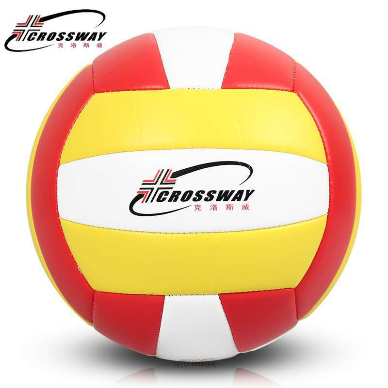 Wholesale or retail CROSSWAY Official GAME BALL Size 5 PVC Volleyball Soft Touch V503 Training Volleyball 2