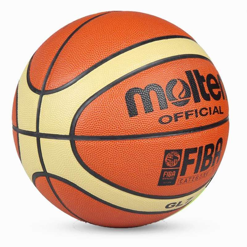 Wholesale or retail NEW Brand Cheap GL7 Basketball Ball PU Materia Official Size7 Basketball Free With 2