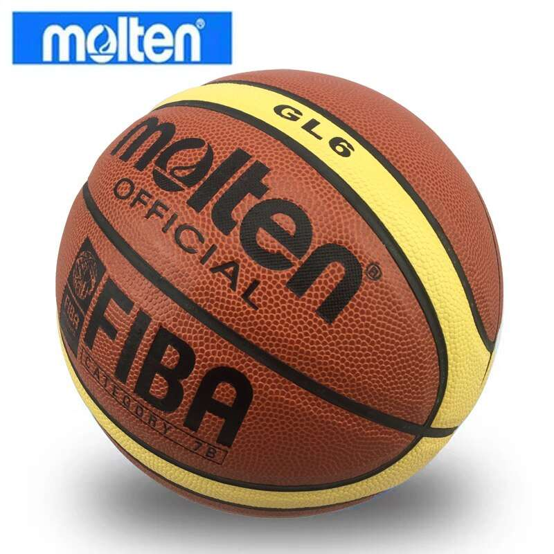 Wholesale or retail NEW Brand Cheap GL7 Basketball Ball PU Materia Official Size7 Basketball Free With 3