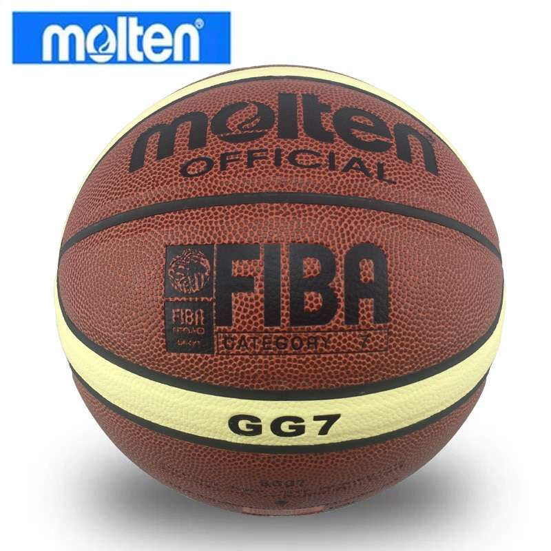 Wholesale or retail NEW Brand Cheap GL7 Basketball Ball PU Materia Official Size7 Basketball Free With 4