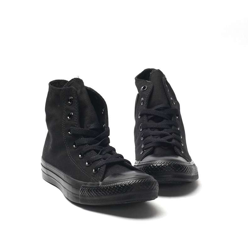 classic Original Converse all star canvas shoes 2 color high classic Skateboarding men and women s 3