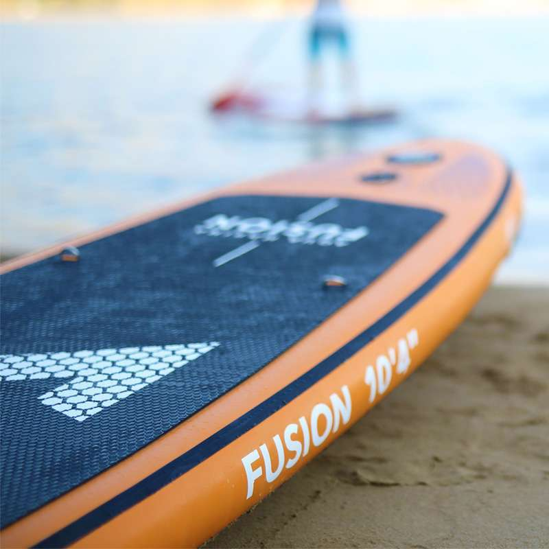 2 315 75 15cm inflatable surfboard FUSION 2019 stand up paddle surfing board AQUA MARINA water sport