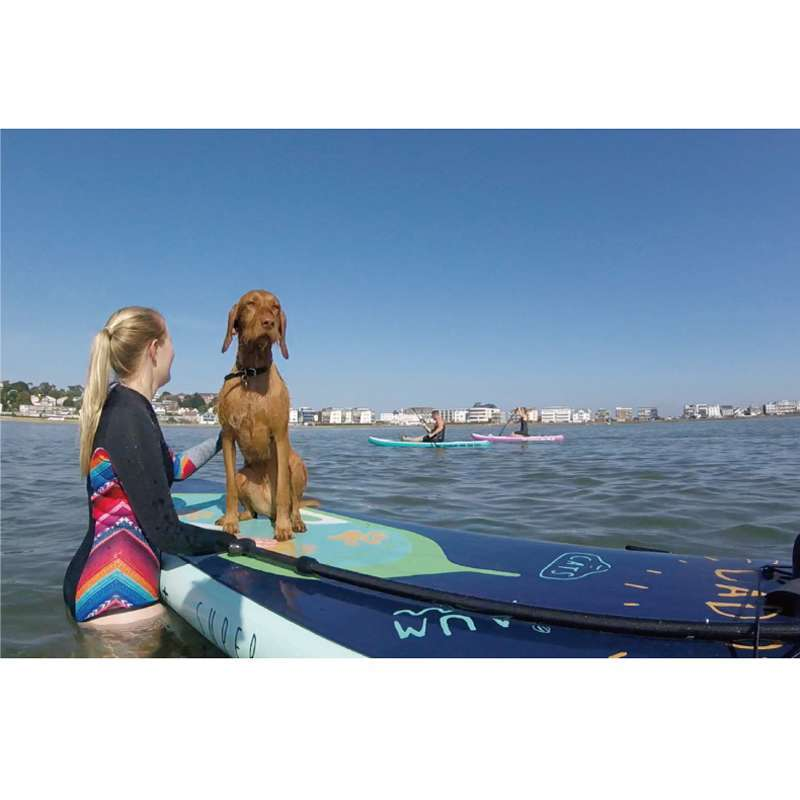 3 370 87 15CM AQUA MARINA SUPER TRIP inflatable sup stand up paddle board inflatable surf board 2