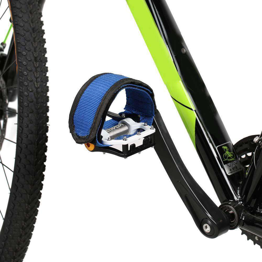1PC Fixie BMX Fixed Gear Bike Bicycle Adhesive Straps Pedal Toe Clip Strap Belt Cn Suitable 1