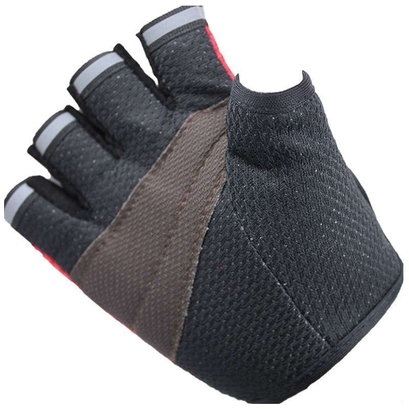 2019 High Quality Children Kids Bike Gloves Half Finger Breathable Anti slip For Sports Riding Cycling 2