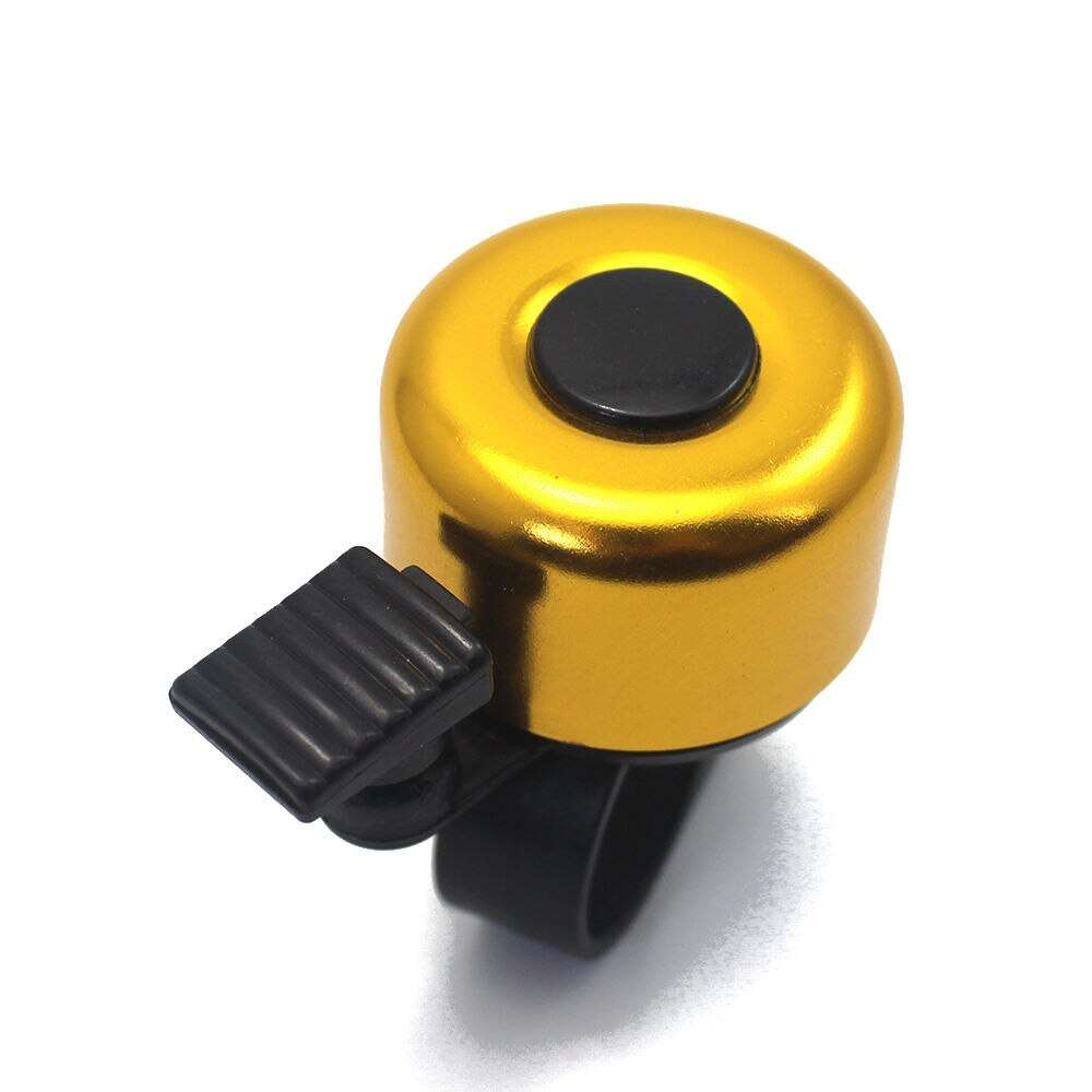2019 New Safety Cycling Bicycle Handlebar Metal Ring Bike Bell Horn Sound Alarm Bicycle Accessory Outdoor 3