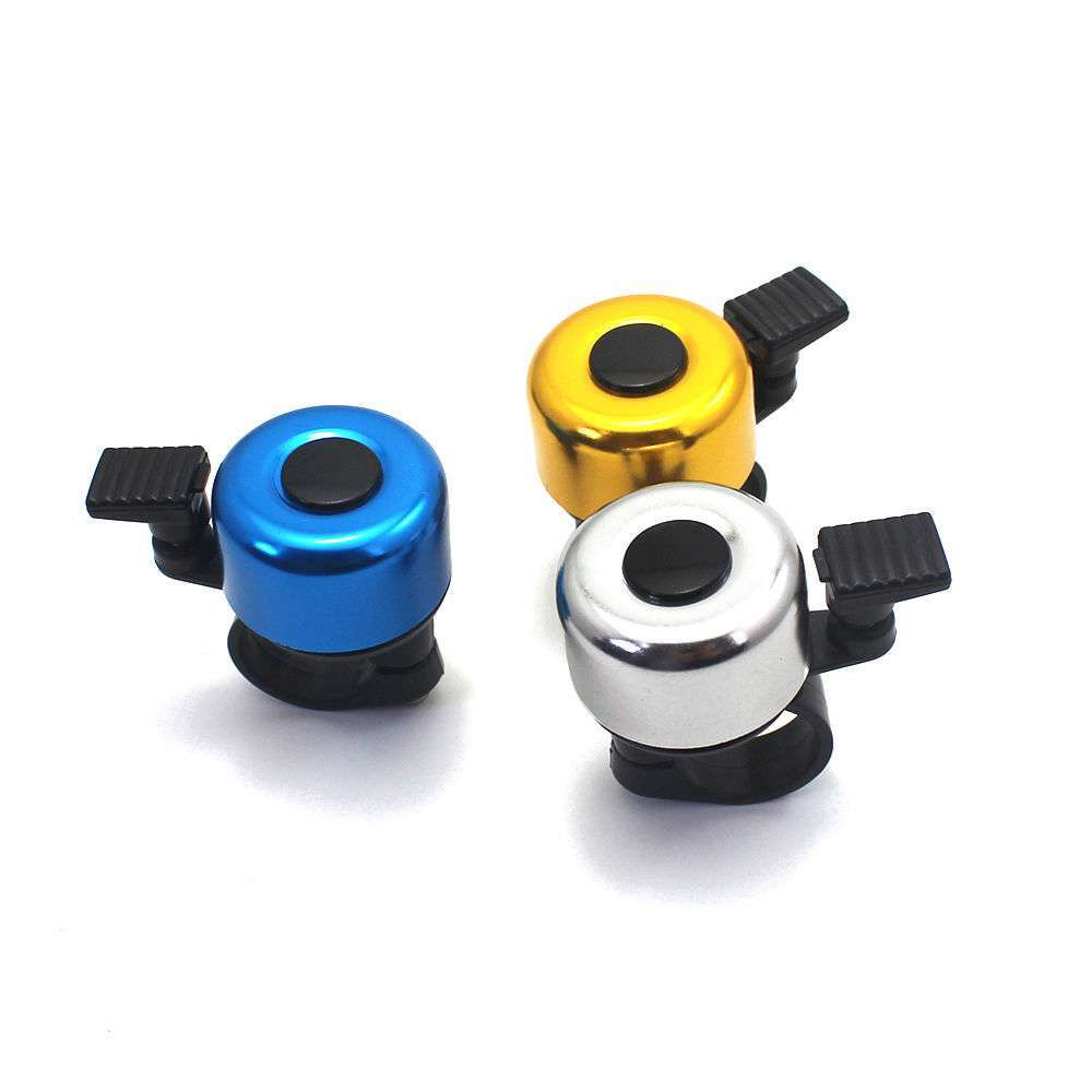 2019 New Safety Cycling Bicycle Handlebar Metal Ring Bike Bell Horn Sound Alarm Bicycle Accessory Outdoor 5