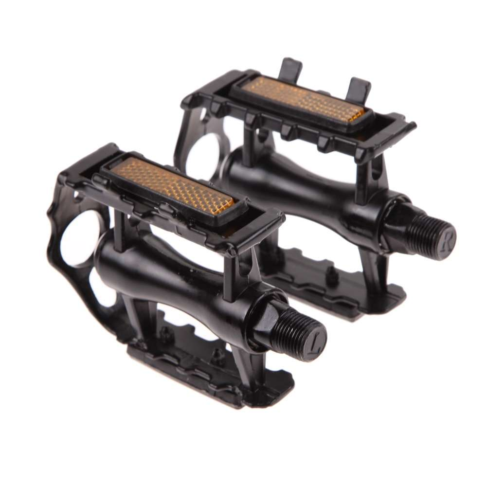 Bicycle Pedals MTB Bike Pedal Platform Cycling Aluminium Alloy Outdoor Sports 4 Colors Mountain Pedal Bicycle 3