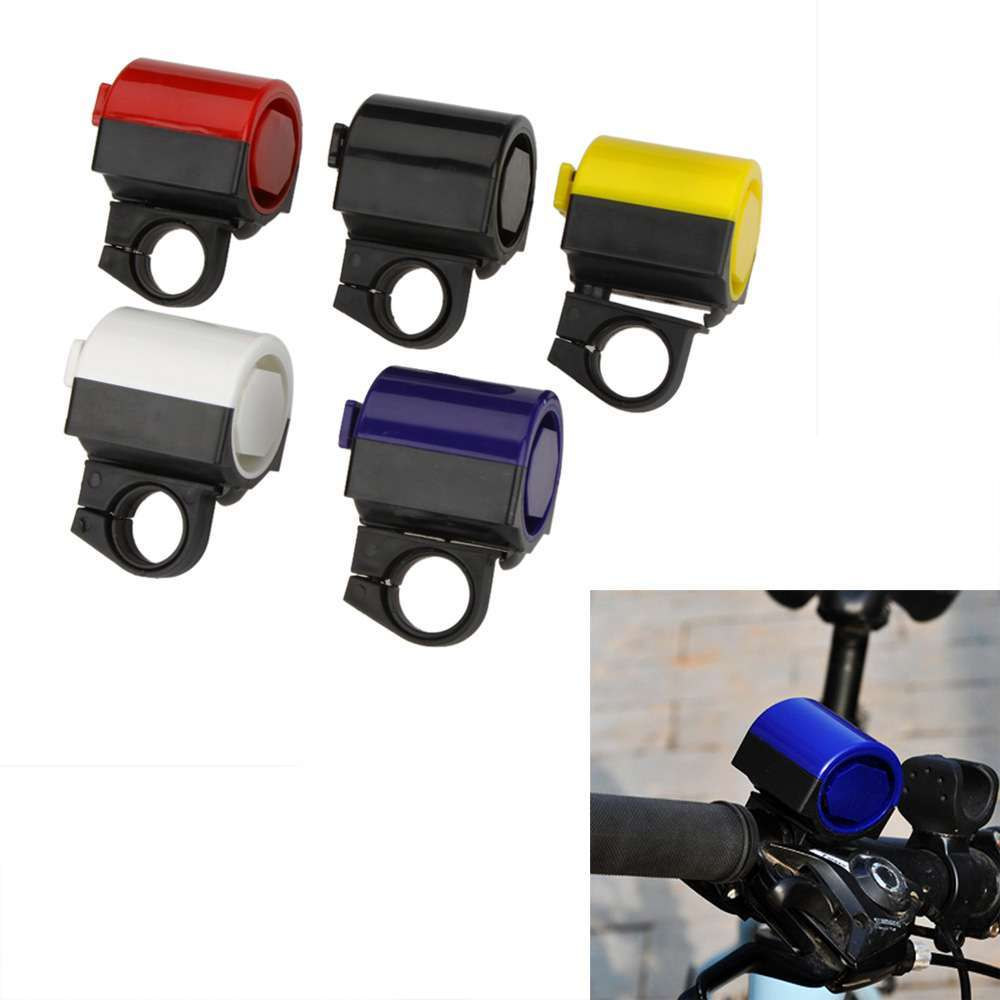 High Quality MTB Road Bicycle Bike Electronic Bell Loud Horn Cycling Hooter Siren Holder wholesale 1