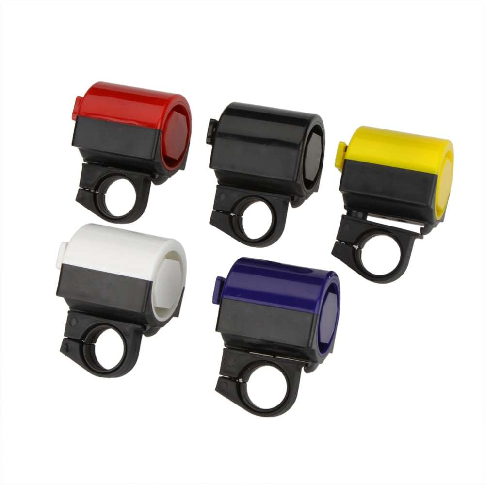 High Quality MTB Road Bicycle Bike Electronic Bell Loud Horn Cycling Hooter Siren Holder wholesale 2
