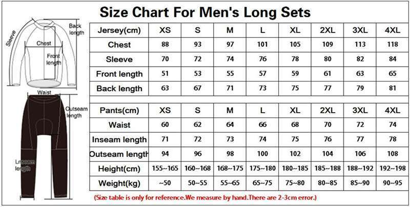 Northwave Warm 2019 Winter Thermal Fleece Cycling Clothes NW Men s Jersey Suit Outdoor Riding Bike 5