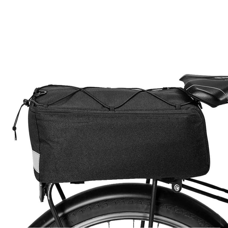 Roswheel Sahoo Series 142001 Bike Bicycle Thermal Insulated Trunk Bag Cooler Lunch Bag Pannier Pack With 3