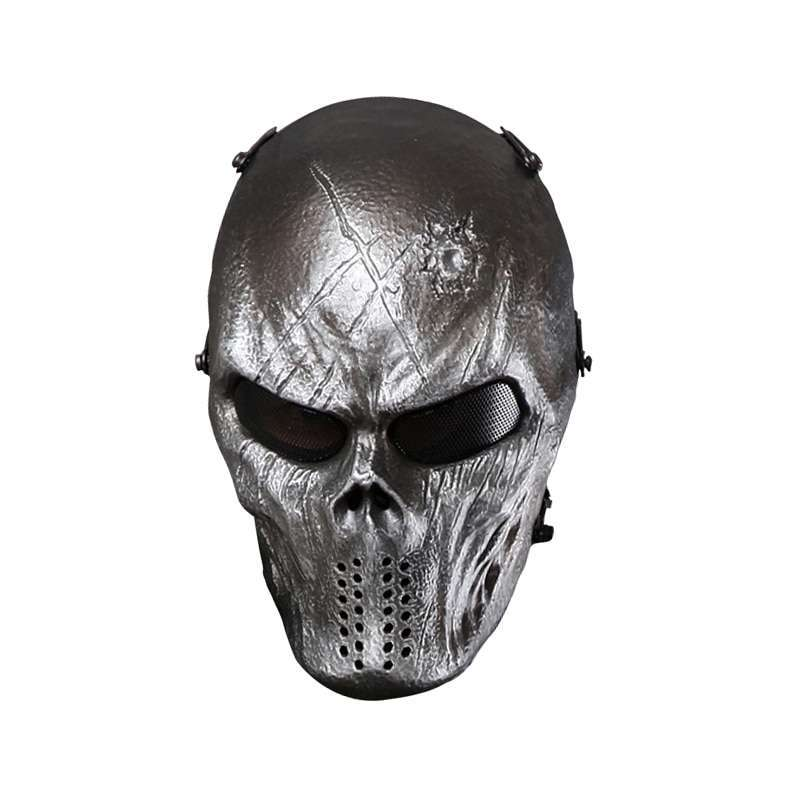 Typhoon Camouflage Hunting Accessories Masks Ghost Tactical Outdoor Military CS Wargame Paintball Airsoft Skull Full Face 4