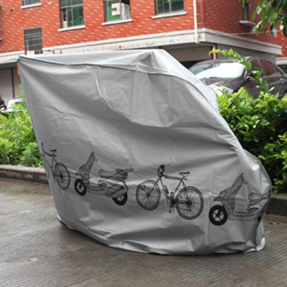 Universal Bicycle Rain Dust Proof Cover Waterproof UV Protector Cover Bike Accessories For Bike Electric Motorcycle 1