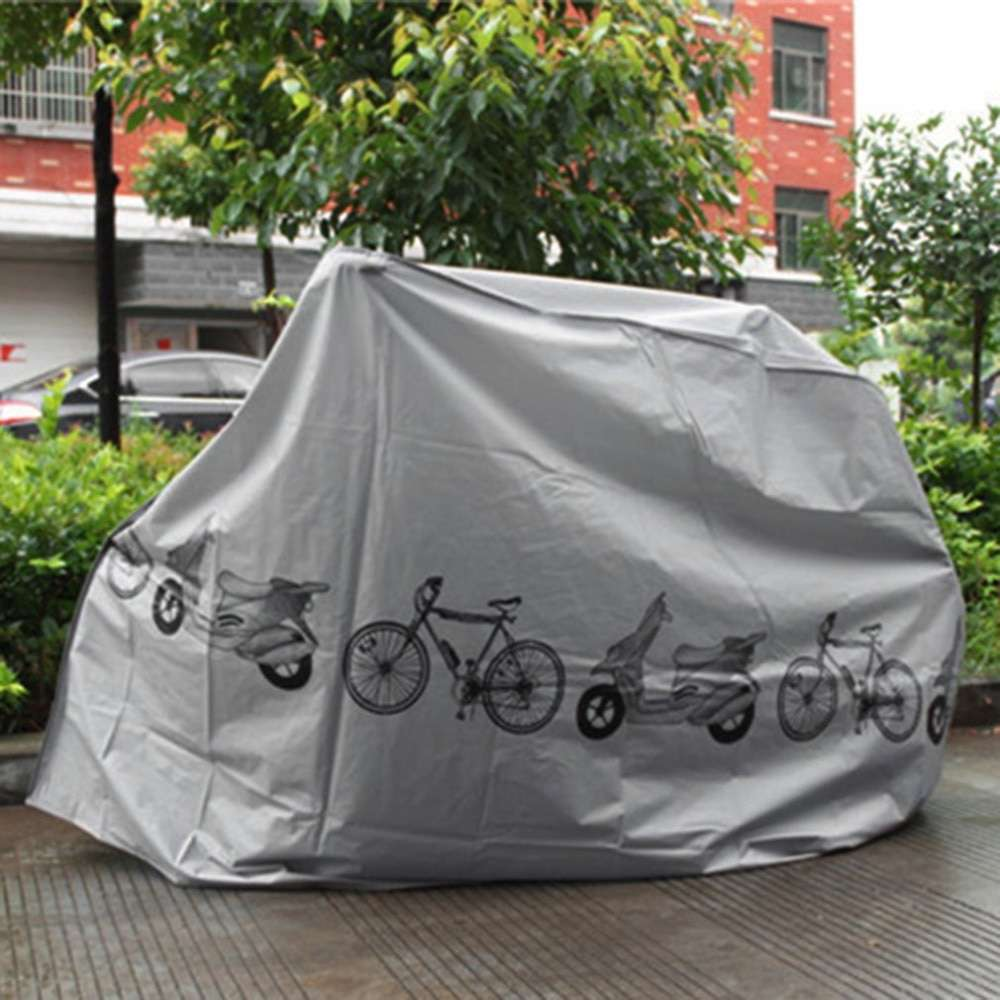 Universal Bicycle Rain Dust Proof Cover Waterproof UV Protector Cover Bike Accessories For Bike Electric Motorcycle 2
