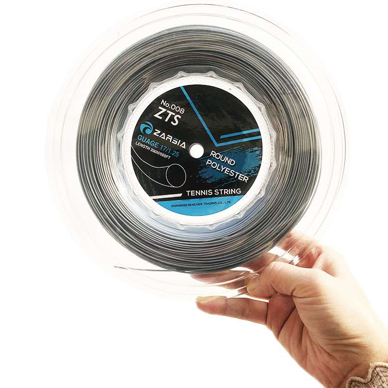 Zarsia 1.25mm/1.3mm Durable 200M Polyester Strings