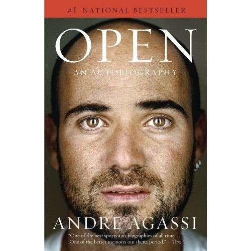 Andre Agassi - Open, An Autobiography