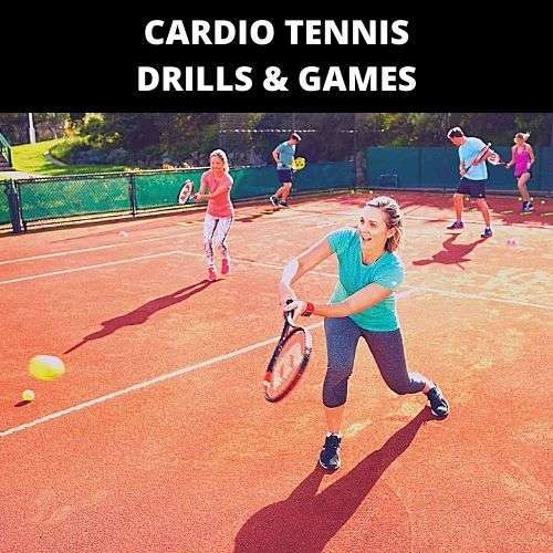 Cardio Tennis Drills and Games Ebook
