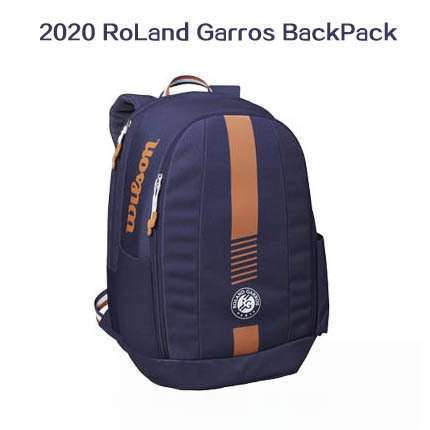 French Open 2020 Tennis Bags